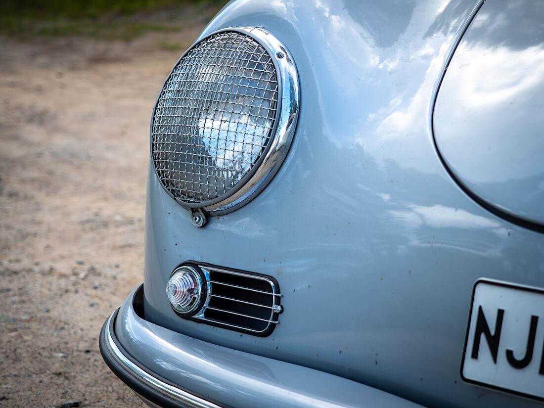 1957 Porsche Speedster replican ajovalo