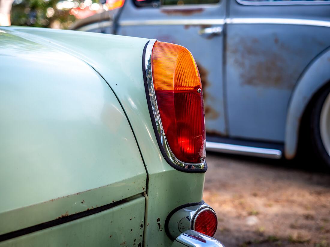 1964 Volkswagen Type 3 Notchbackin takavalo