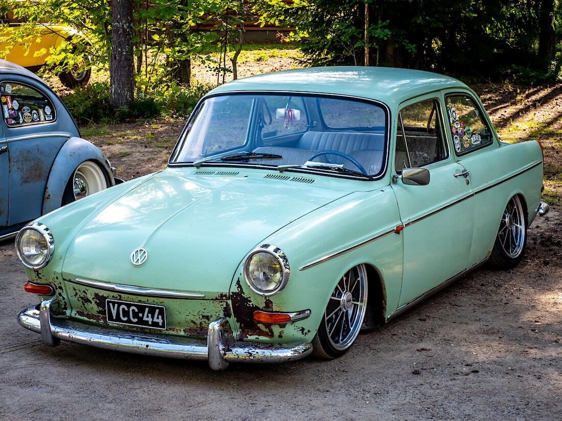 Madallettu 1964 Volkswagen Type3 Notchback