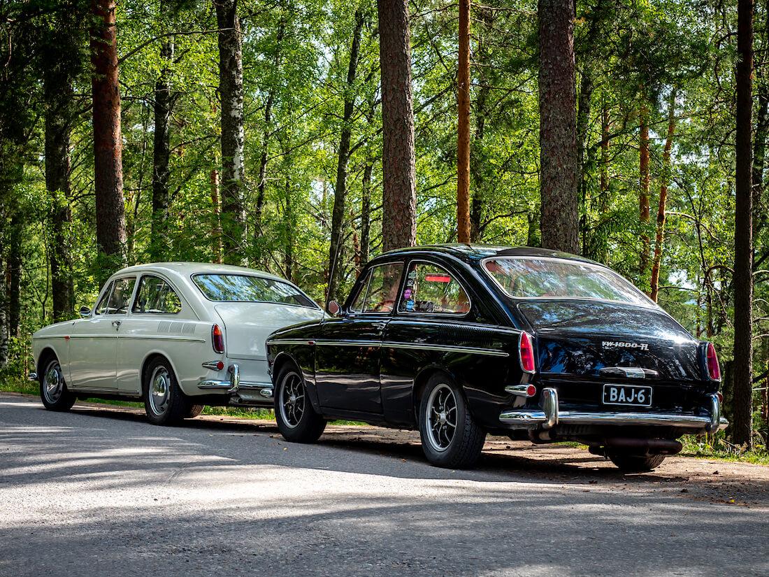 """1966 Volkswagen Type3 """"tilulilu"""" Fastback 1600TL"""