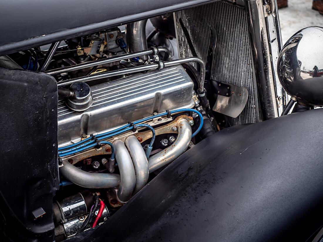 1934 Ford Model B rodin V8-moottori