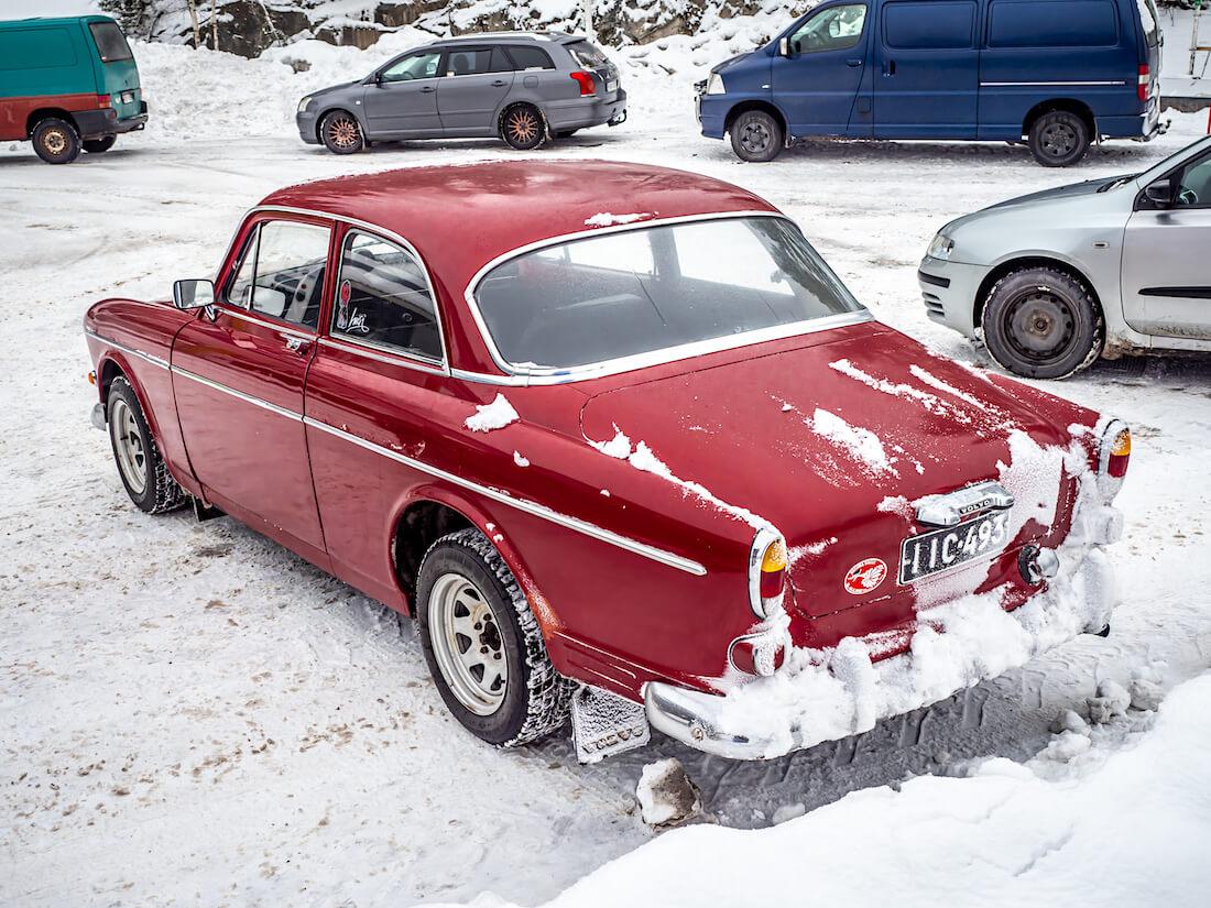 Luminen 1967 Volvo Amazon 2d Sedan