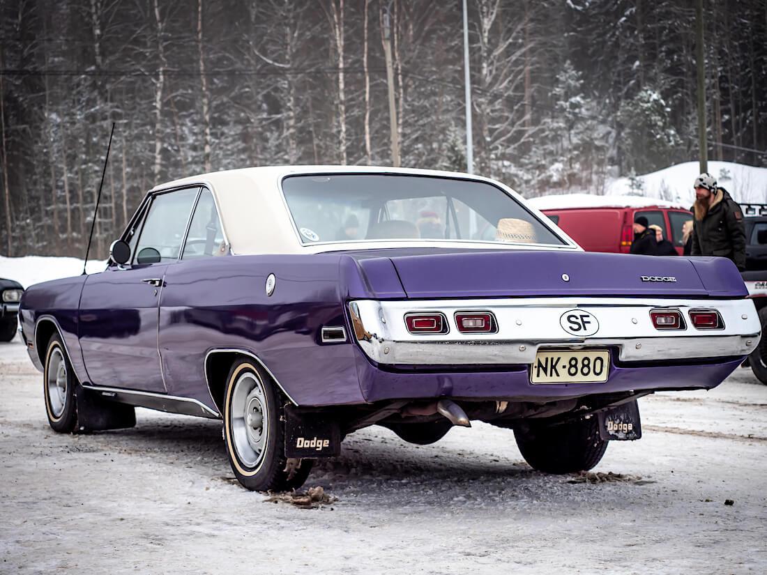 1971 Dodge Dart GT museajoneuvo
