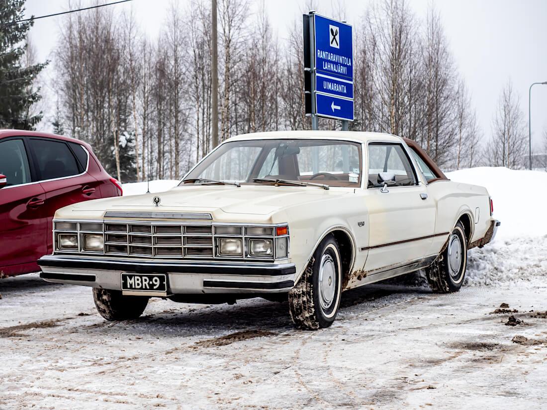 1978 Chrysler LeBaron museoajoneuvo
