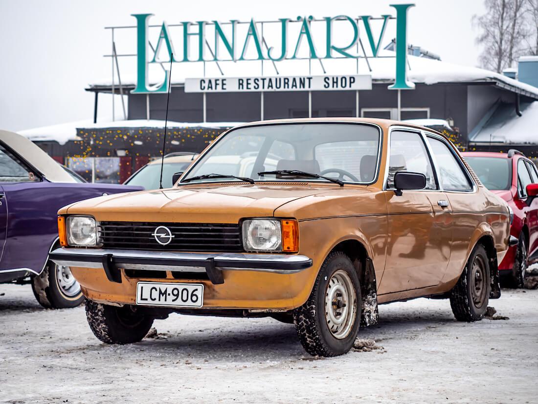 1979 Opel Kadett C 1.2L GL Sedan henkilöauto Lahnajärvellä