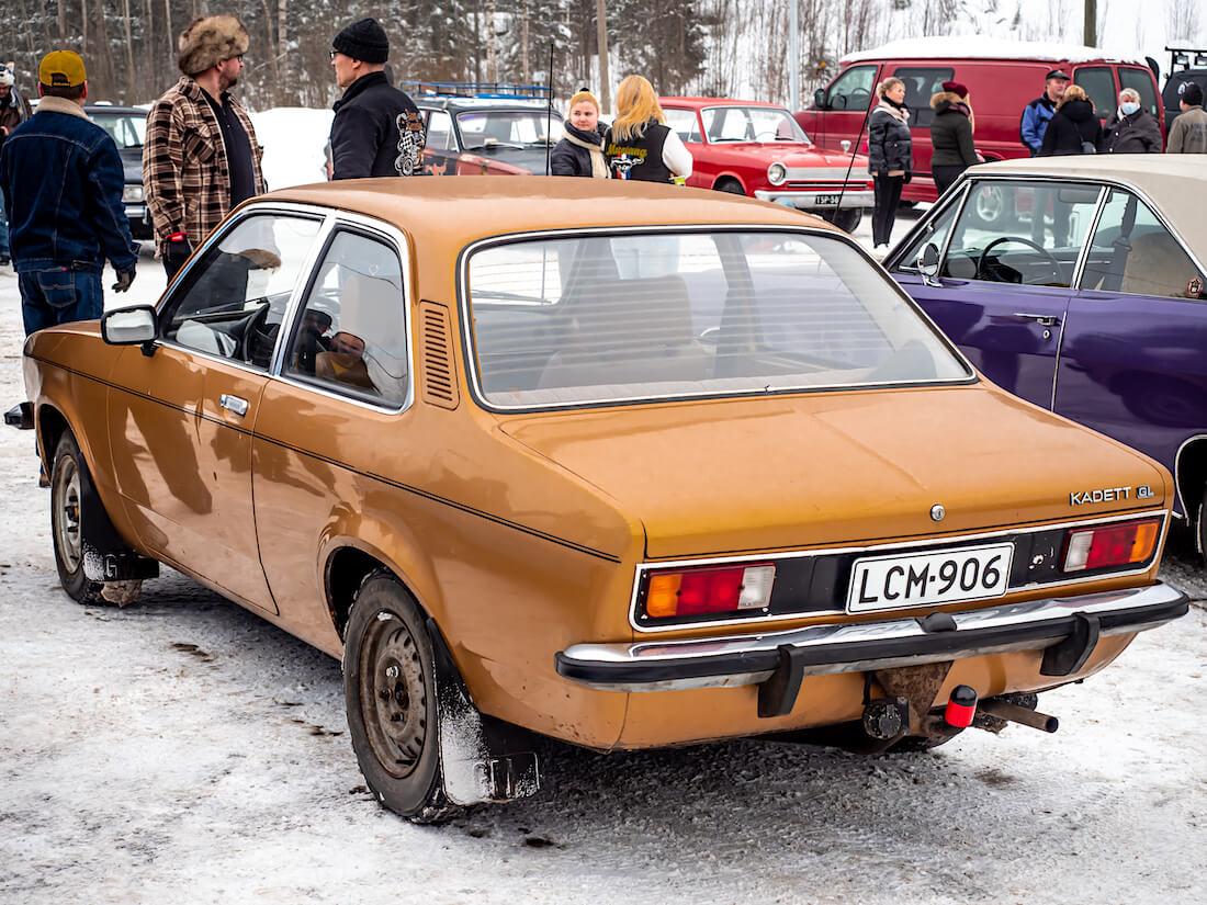 1979 Opel Kadett C 1.2L GL Sedan henkilöauto