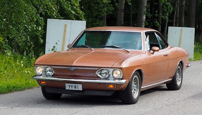 1969 Chevrolet Corvair 164cid coupe Malmilla