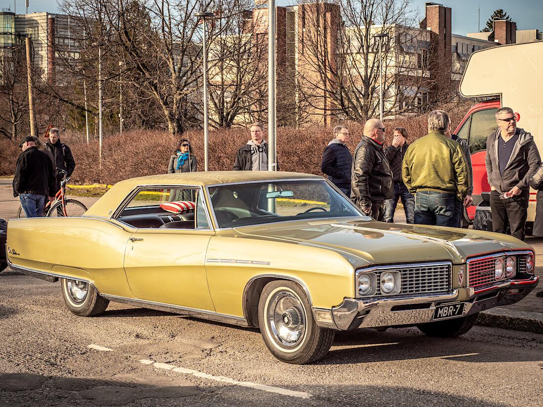 1968 Buick Electra 225 museoauto Vantaalla