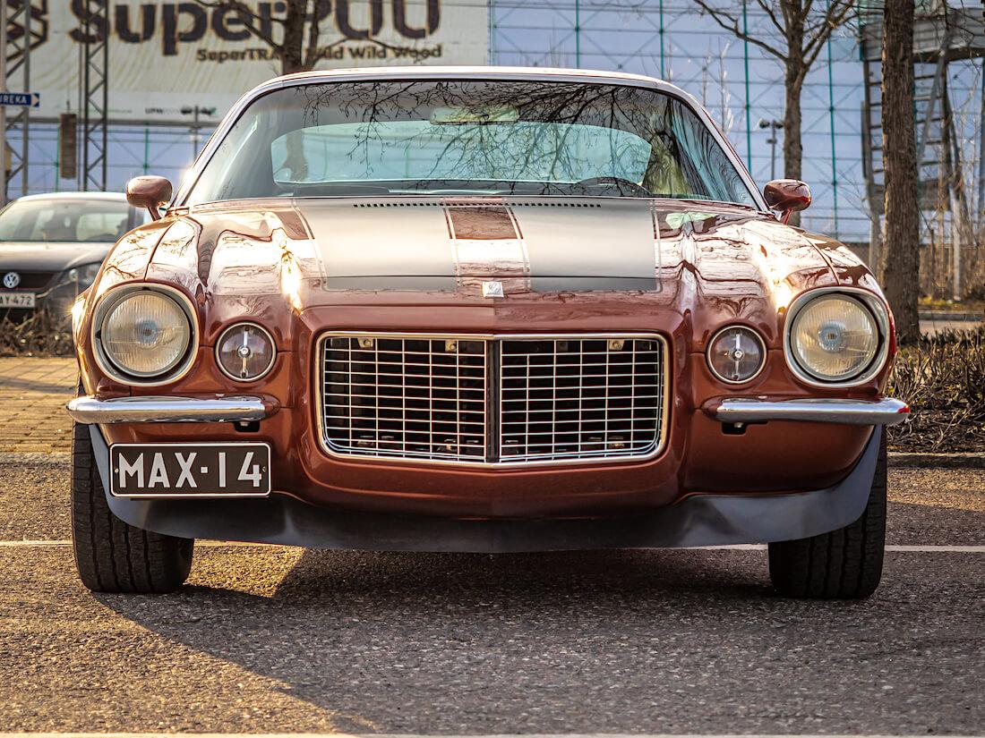 1970 Chevrolet Camaro SS V8 amerikanrauta