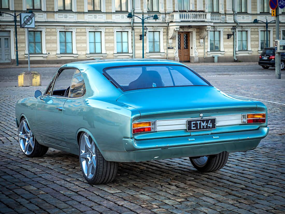1971 Opel Commodore A GS Helsingissä