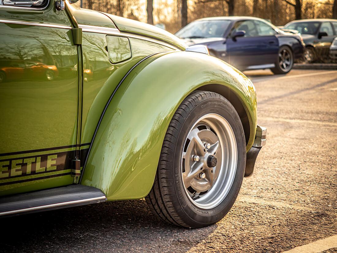 1973 Volkswagen 1303S juhlavanne