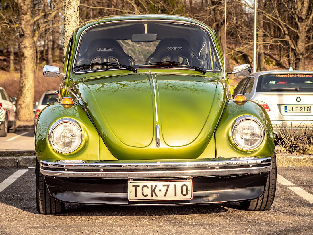 1973 Volkswagen 1303S Kamein etuspoilerilla