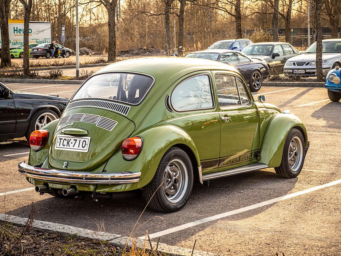 1973 Volkswagen 1303S takaa