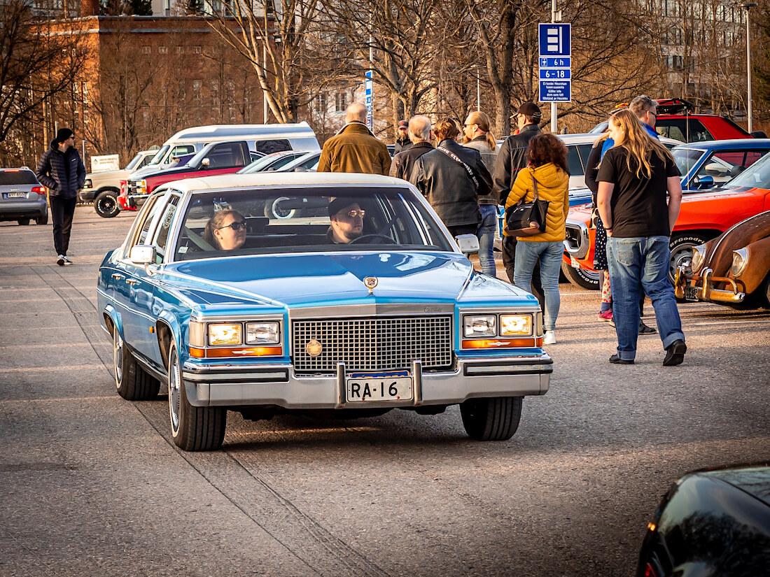 1987 Cadillac Brougham Vantaalla