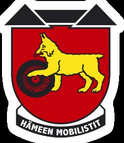 Hämeen Mobilistit ry autokerhon logo