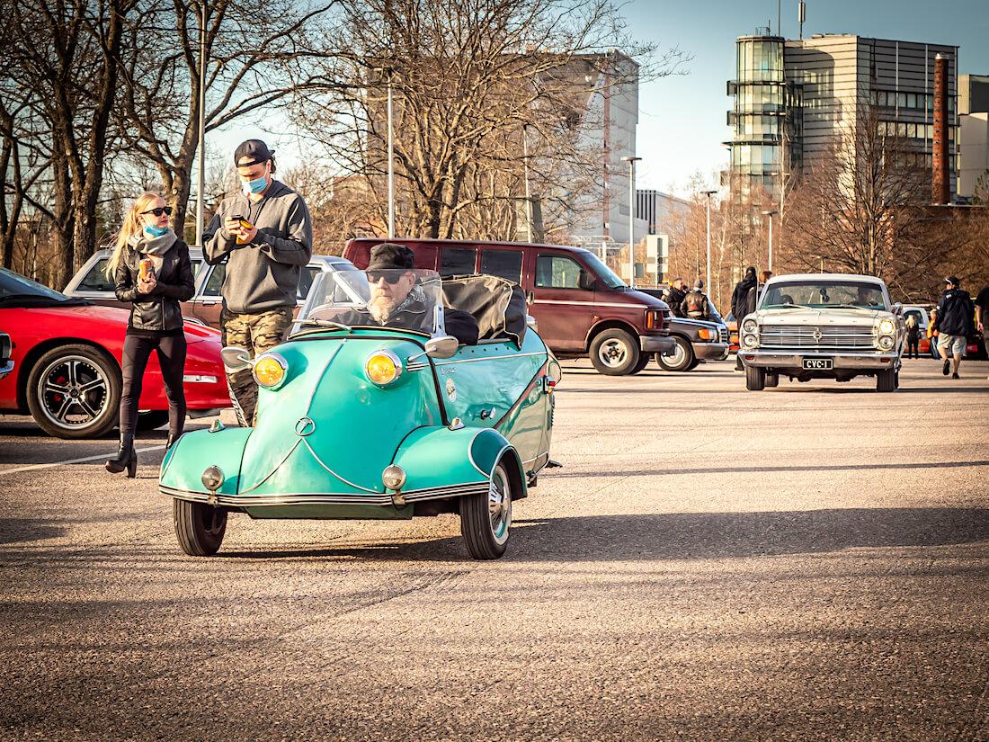 Messerschmitt KR 201 roadster kääpiöauto