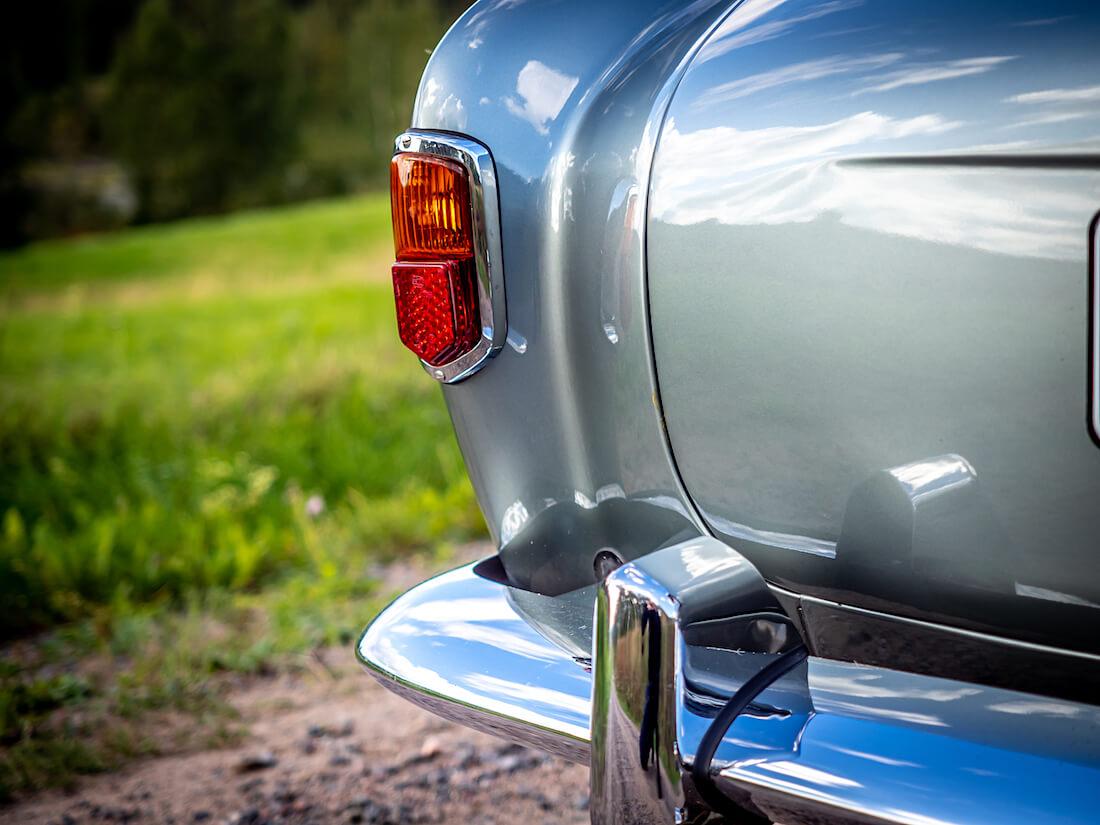 1957 Volkswagen Karmann Ghian takavalo