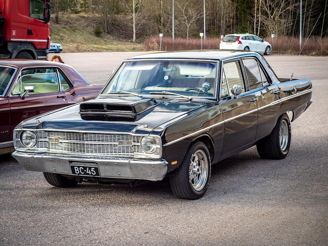 Viritetty 1969 Dodge Dart Custom 4d Sedan jenkkiauto