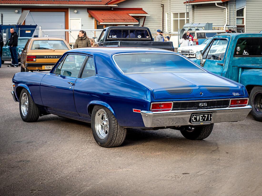 1971 Chevrolet Nova 350cid V8