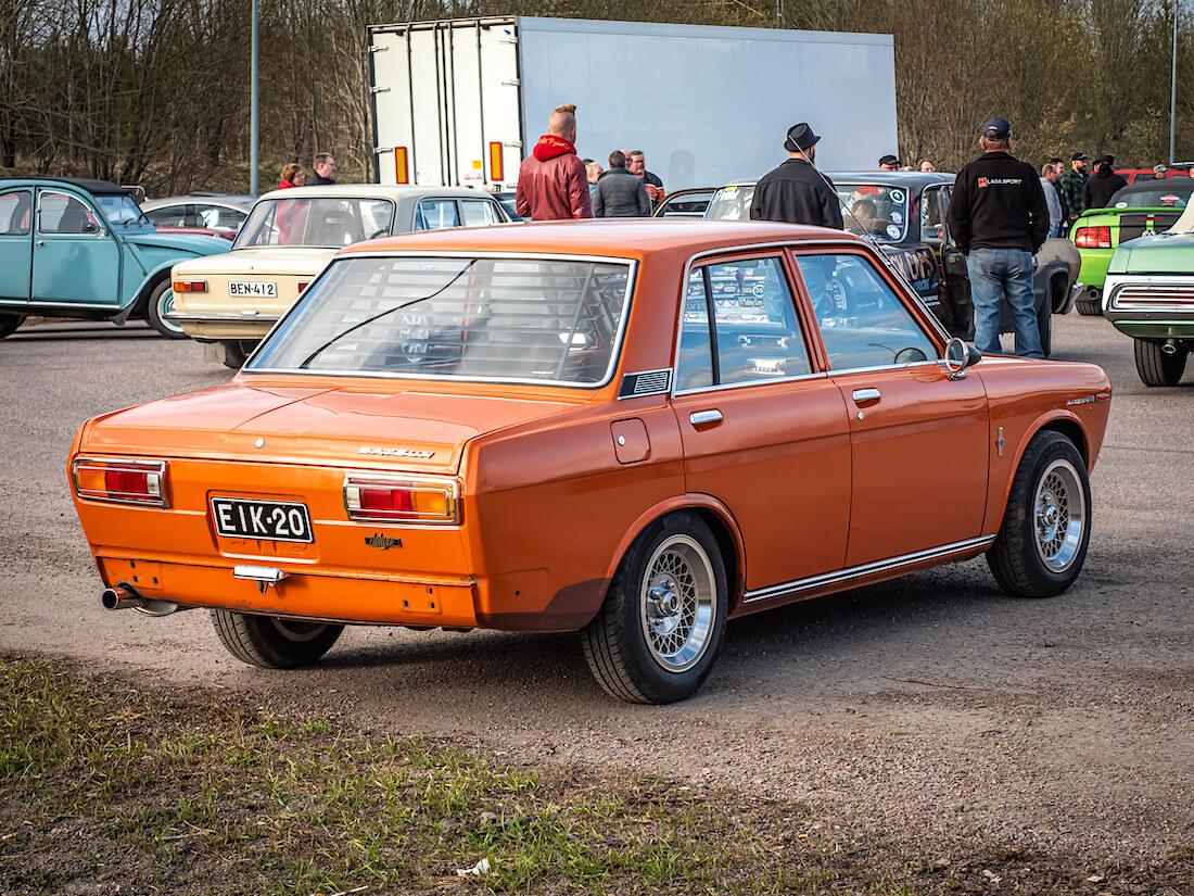 1971 Datsun 1600 Deluxe 4d Sedan