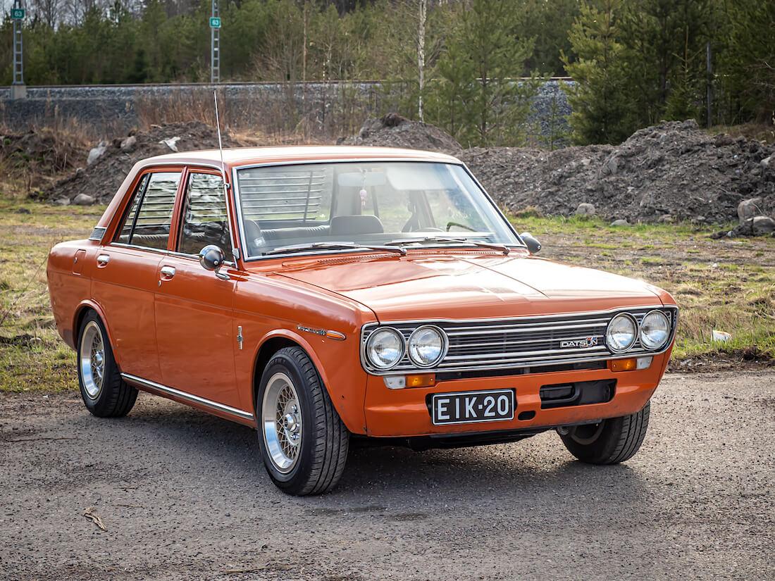 1971 Datsun 1600 Deluxe 4d Sedan japsiauto