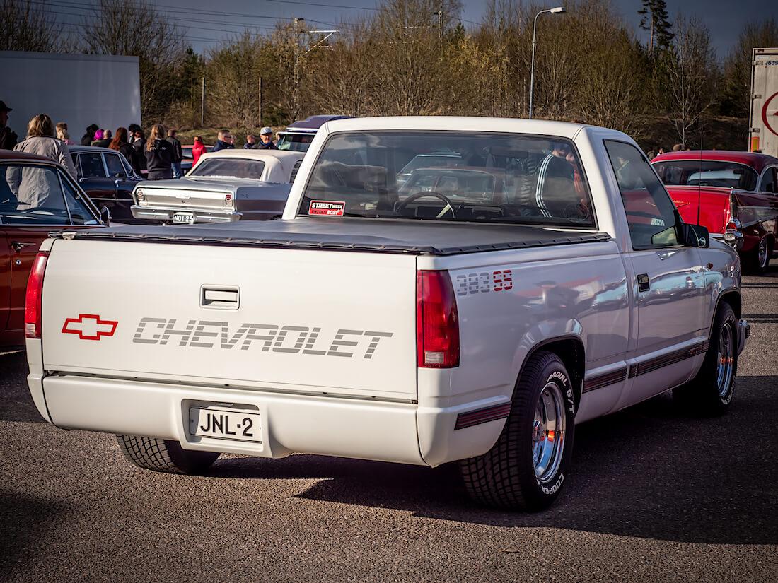 1989 Chevrolet Fleetside Silverado 383cid V8