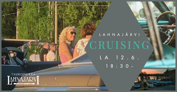 Lahnajärvi Cruising vol. 3