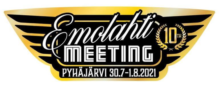 Emolahti Meeting Pyhäjärvellä 30.7.-1.8.2021