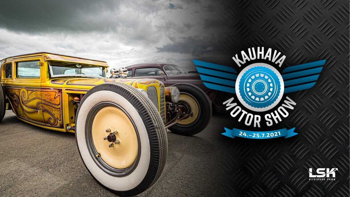 Kauhava Motor Show 24.-25.7.2021