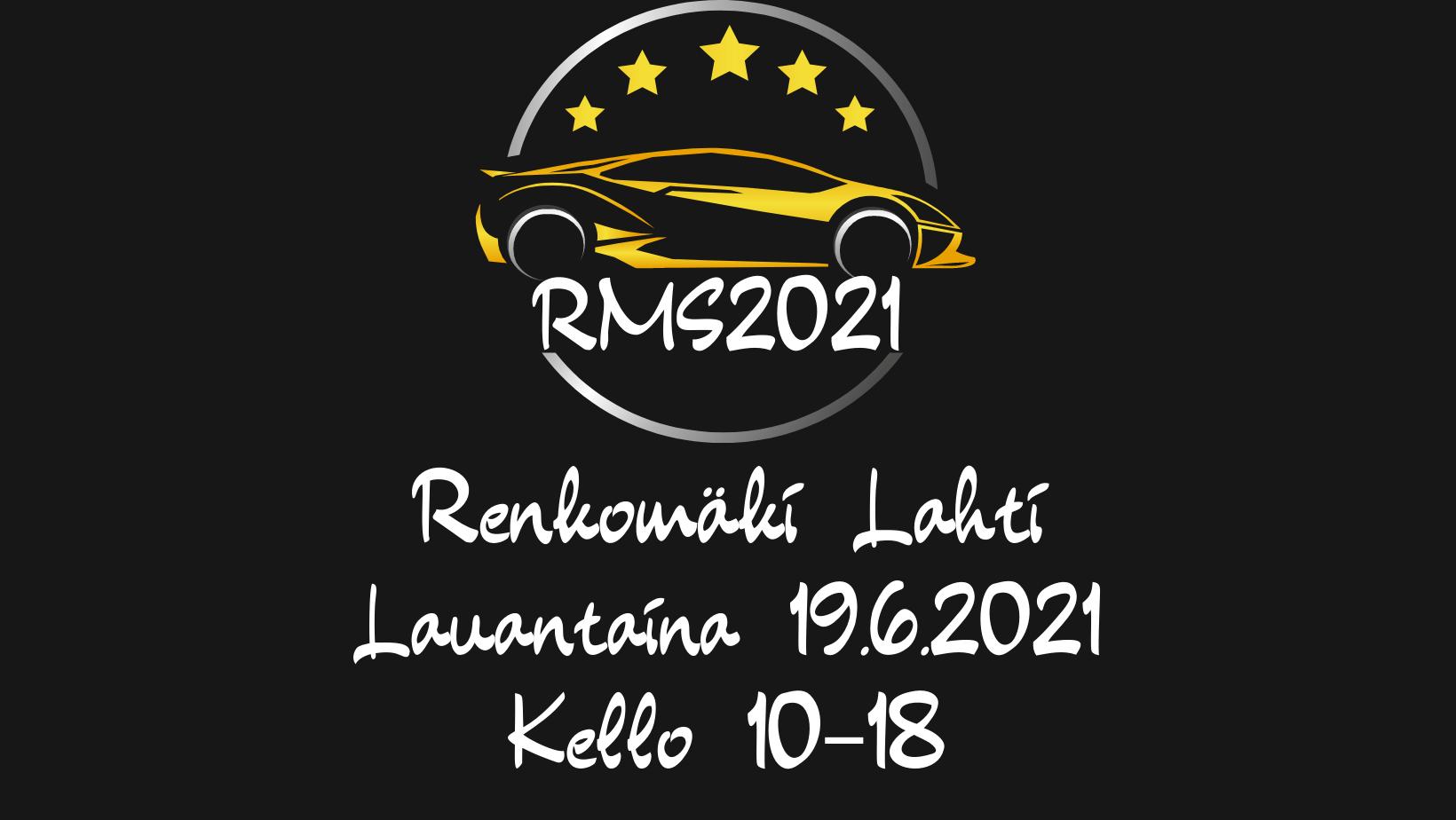 Renkomäki Motorshow 19.6.2021