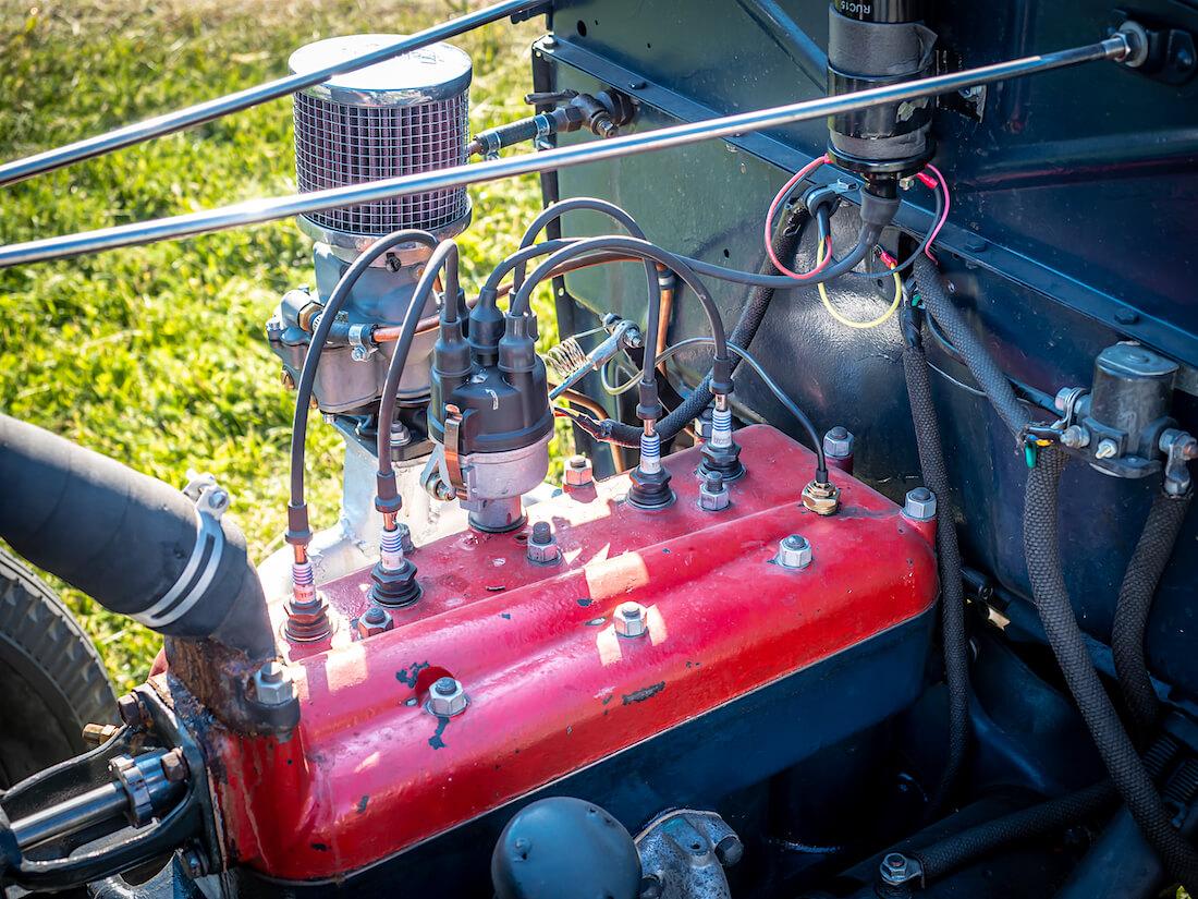 1928 Ford Model A 4-sylinterinen moottori
