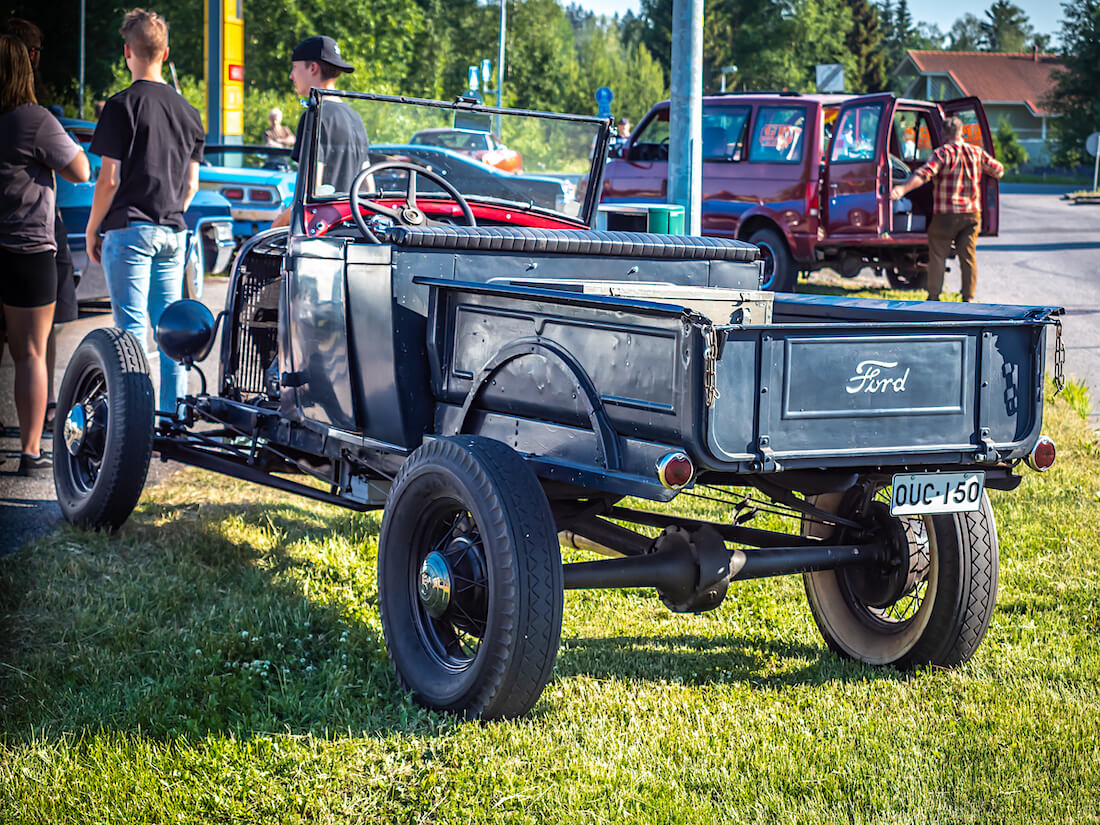 1928 Ford A Roadster pickup hot rod