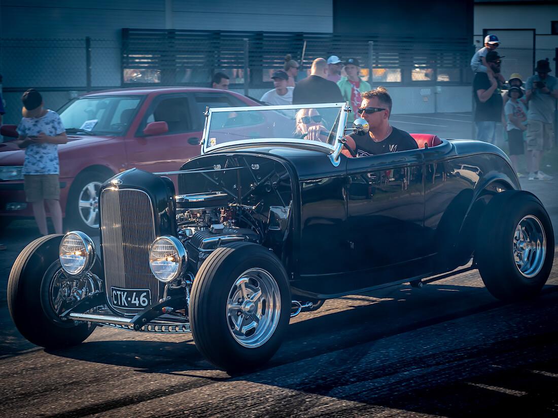 1932 Ford Roadster rodi