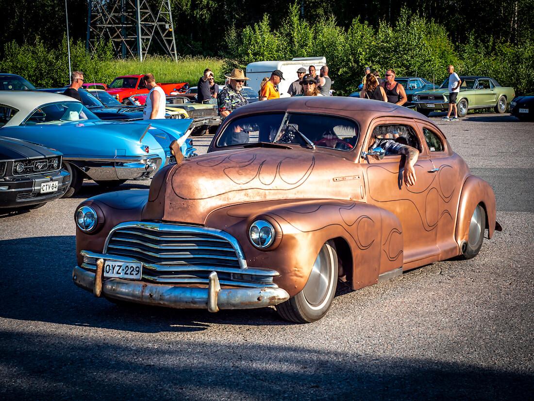 1946 Chevrolet Stylermaster Coupe Custom