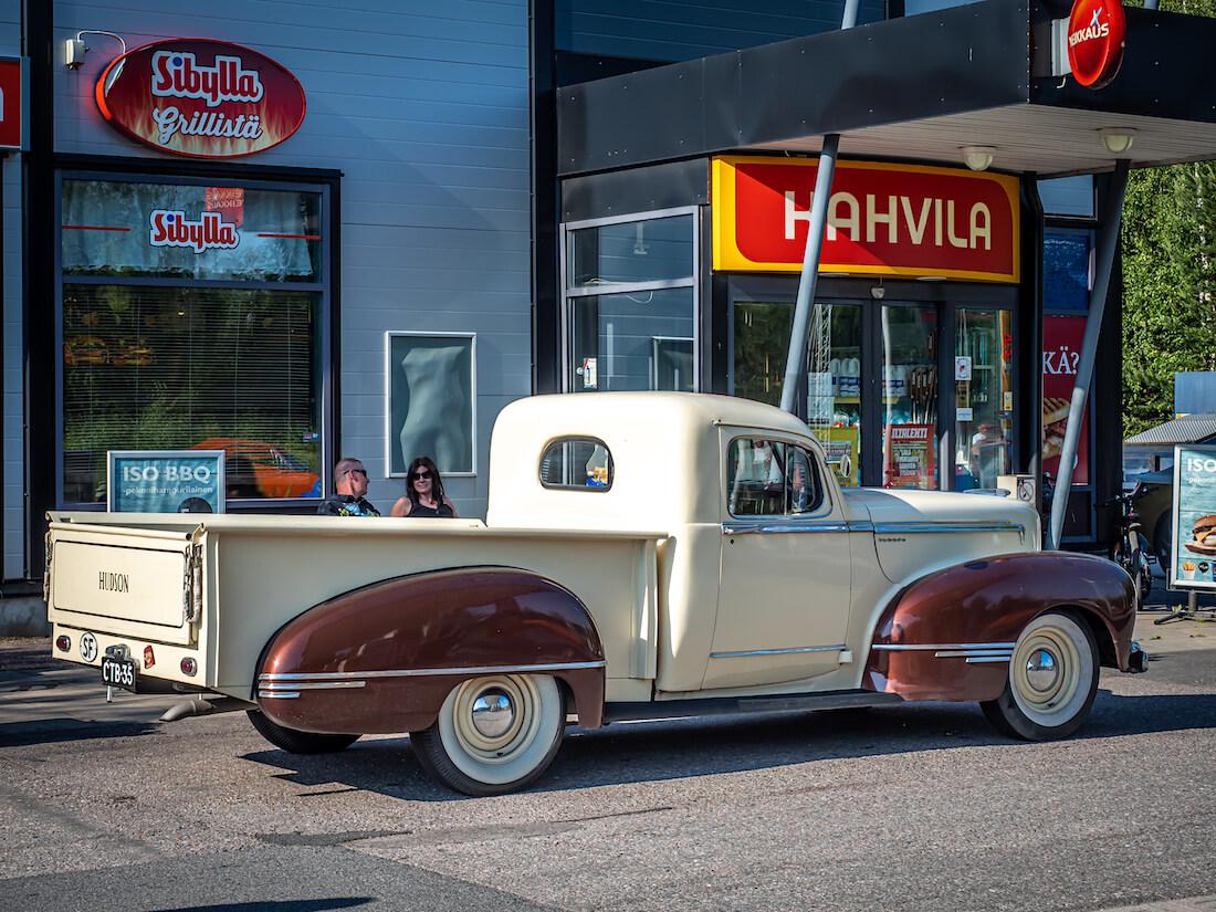 1946 Hudson Super Six Pickup