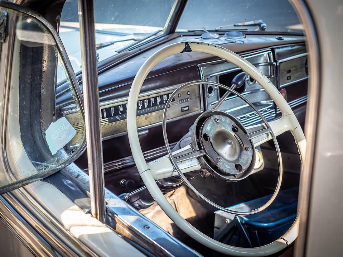 1946 Hudson Super Six Cab