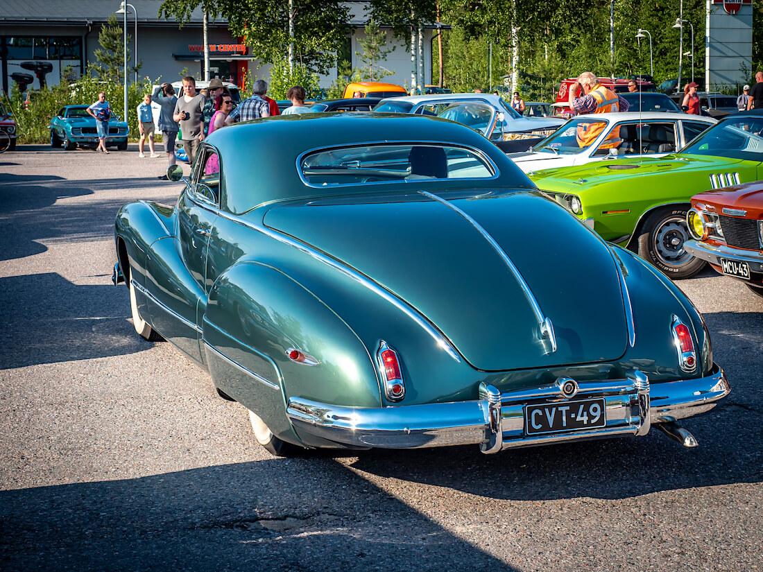 1947 Buick Roadmaster Sedanette Custom V8
