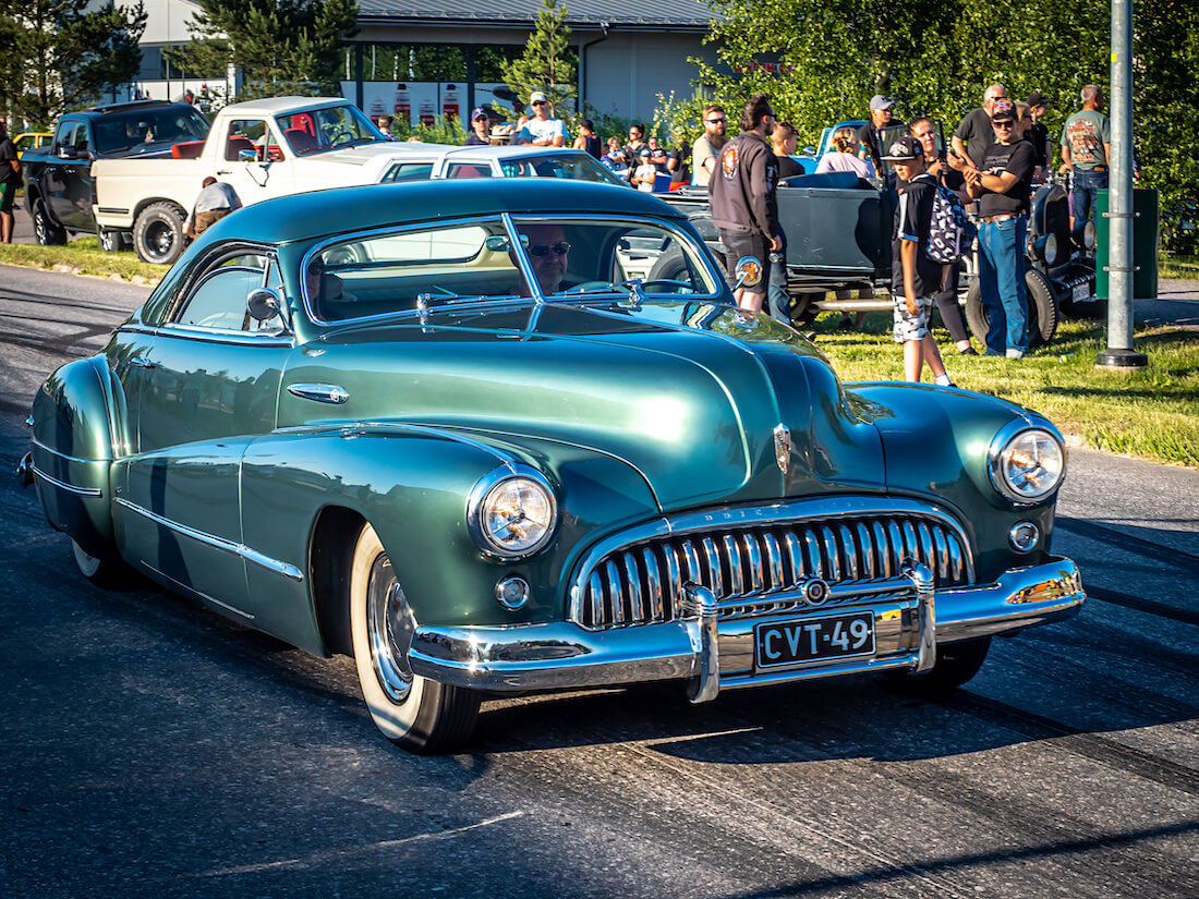 1947 Buick Roadmaster Custom
