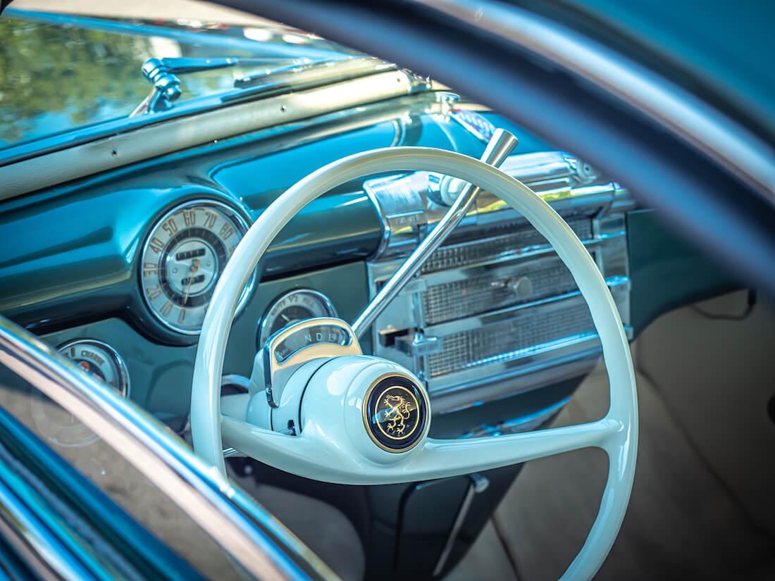 1947 Buick Roadmaster Customin kojelauta