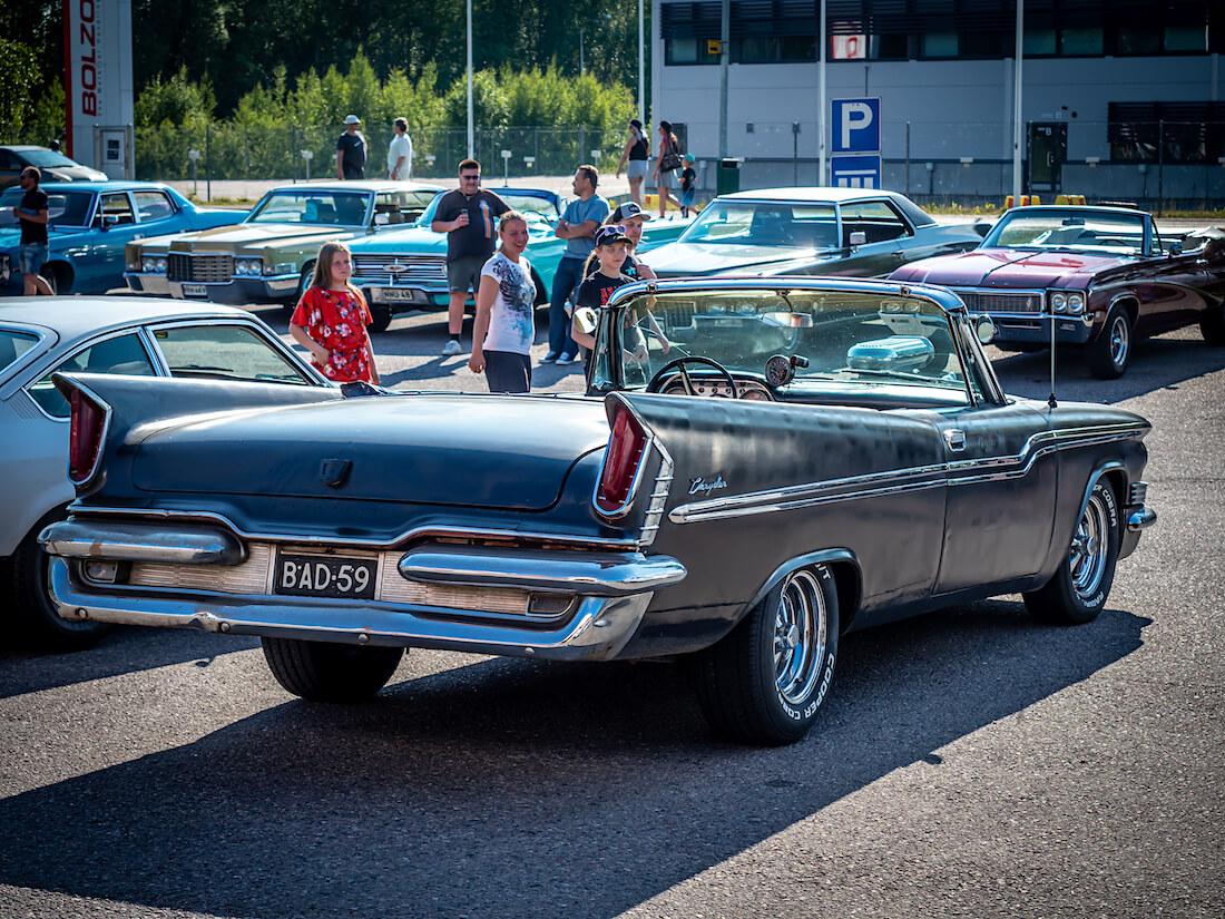 Badass 1959 Chrysler Windsor avoauto