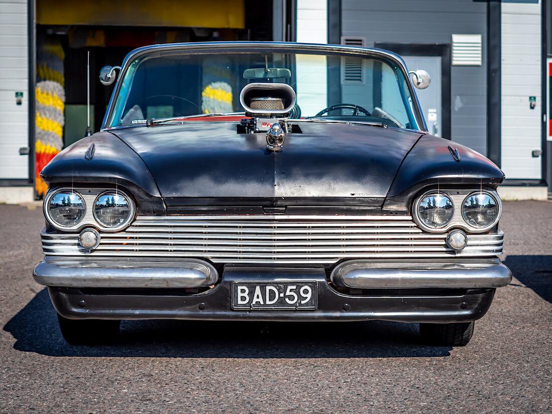 Mattamusta 1959 Chrysler Windsor Saratoga avoauto