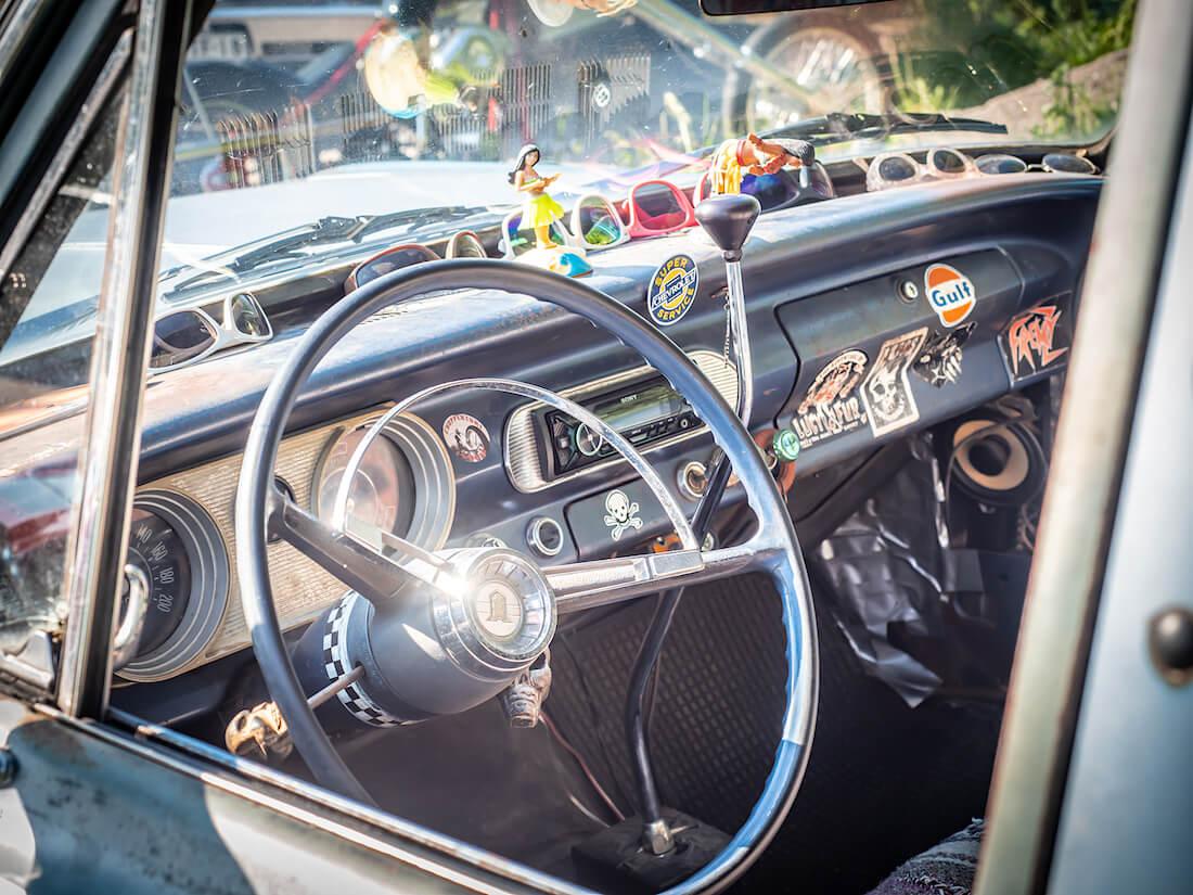1962 Chevrolet Chevy II kojelauta