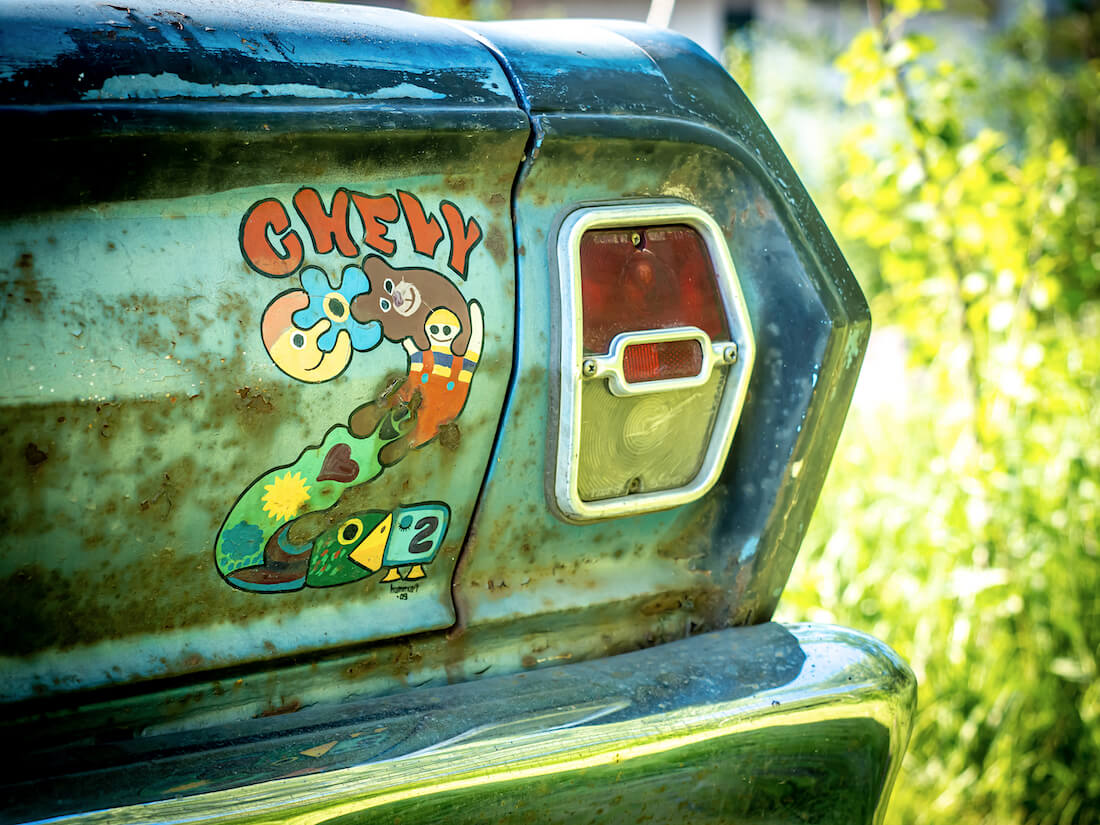 Chevy II pikku kakkonen