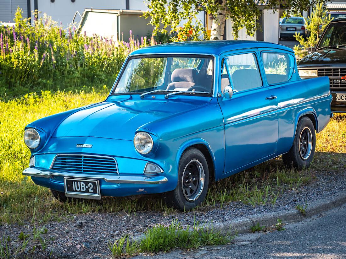 1965 Ford Anglia 1.3 Kasari-Custom
