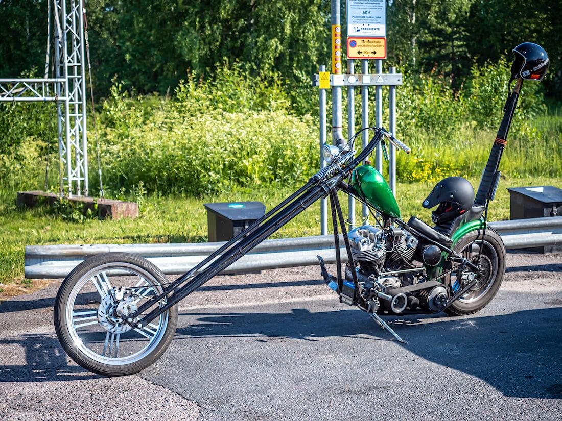 1980 Harley-Davidson 1340cc Shovelhead Chopper