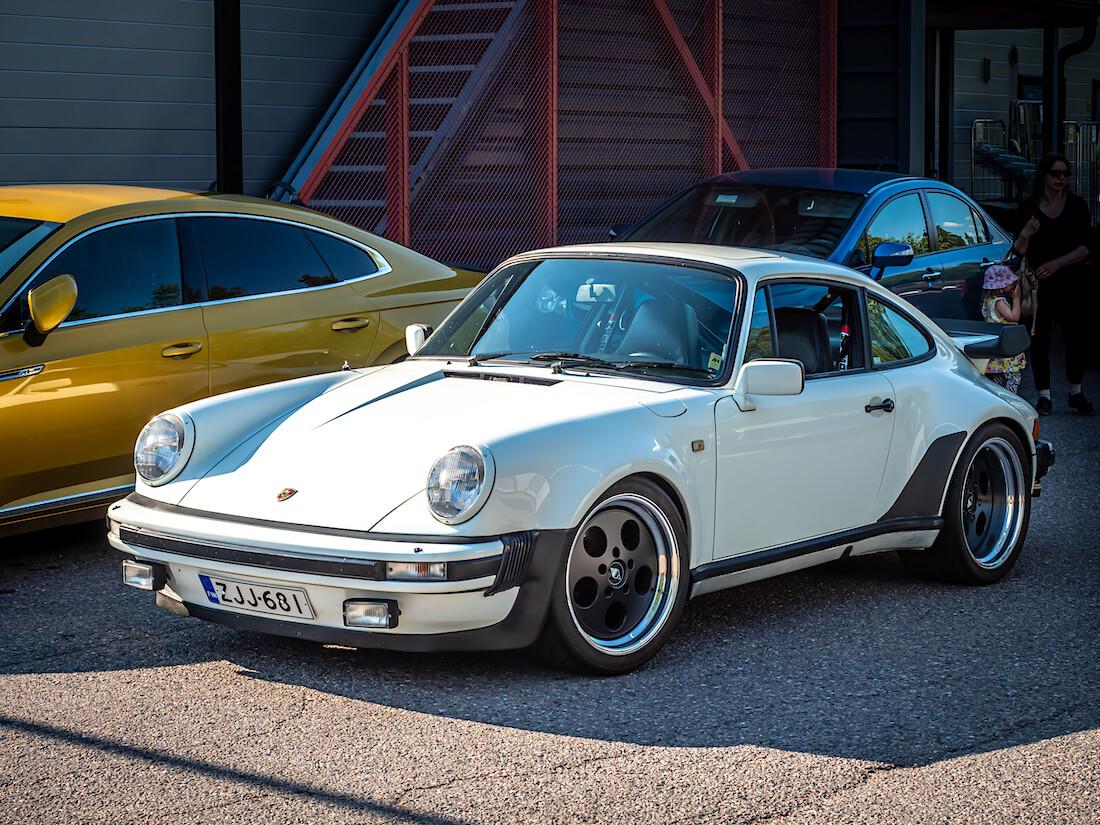 1982 Porsche 911 Turbo G