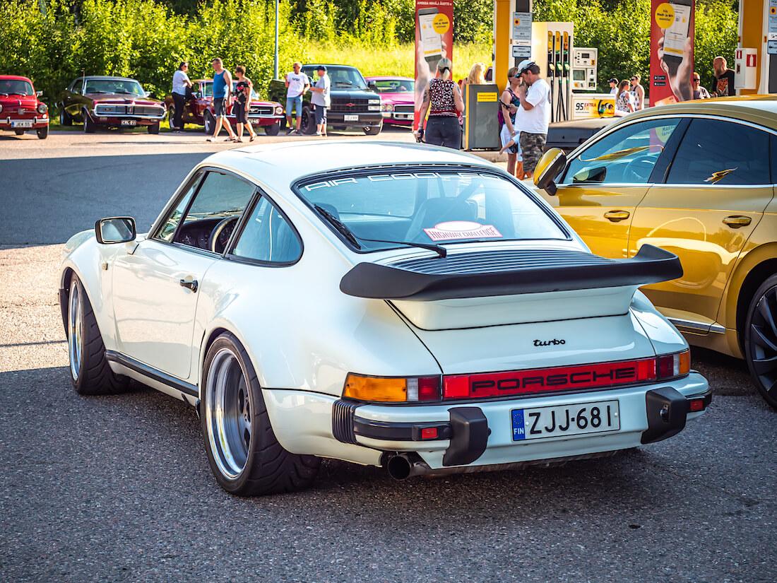 1982 Porsche 930/911 Turbo G-Model