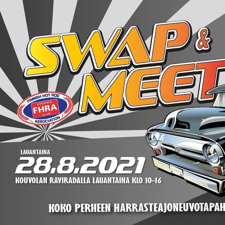 FHRA Kouvola Swap & Meet 2021