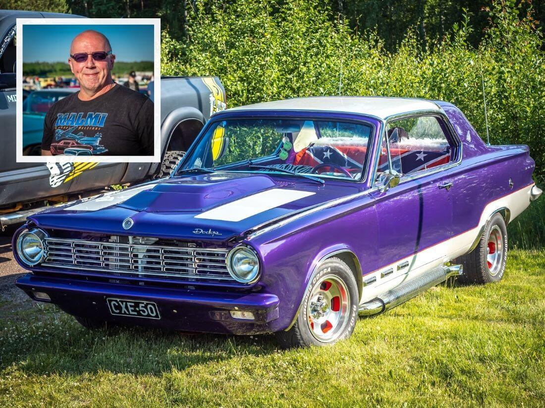 Thony Nymanin 1965 Dodge Dart GT