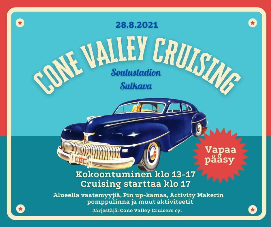 Cone Valley Cruising 2021